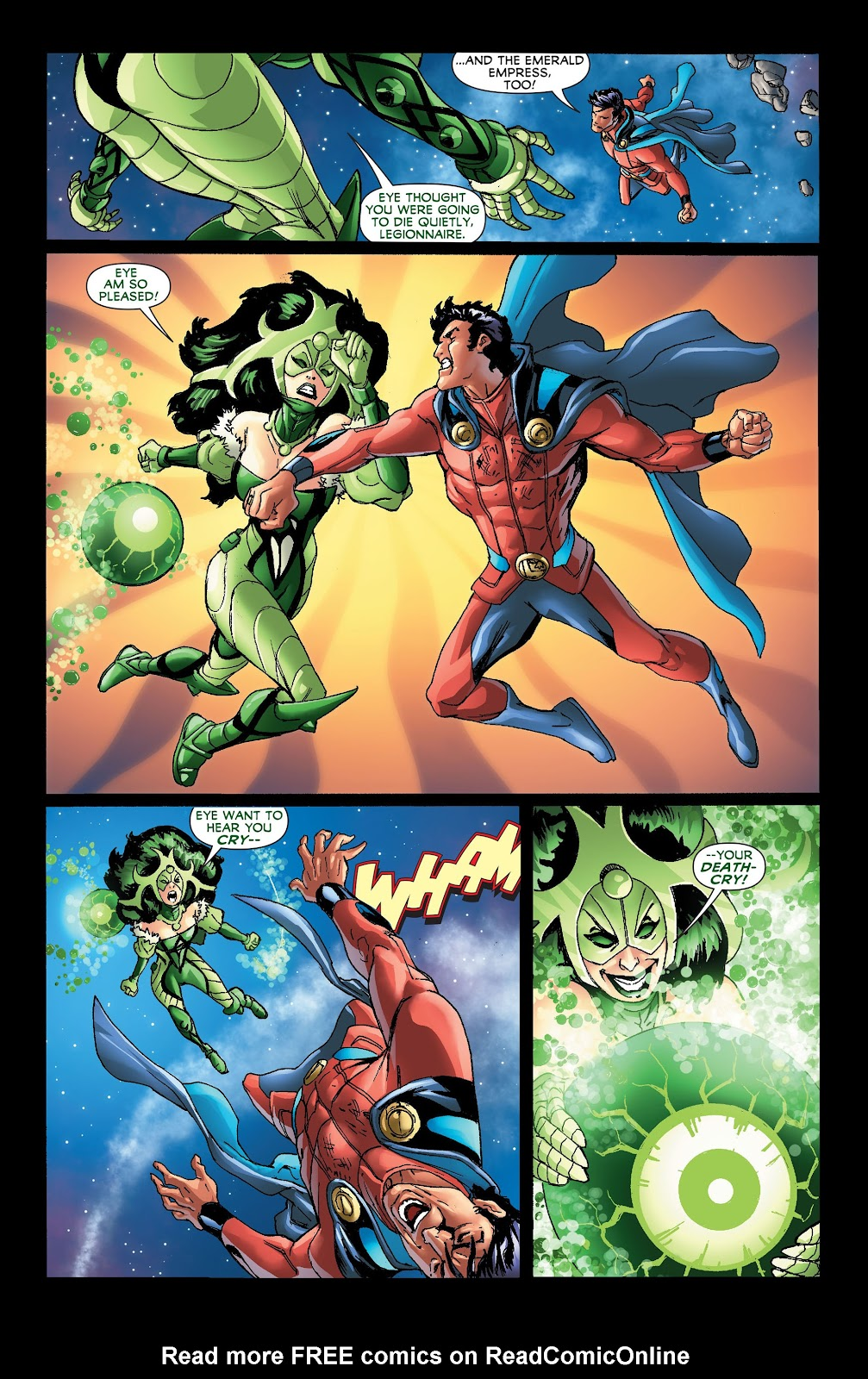 Legion of Super-Heroes (2011) Issue #19 #20 - English 17