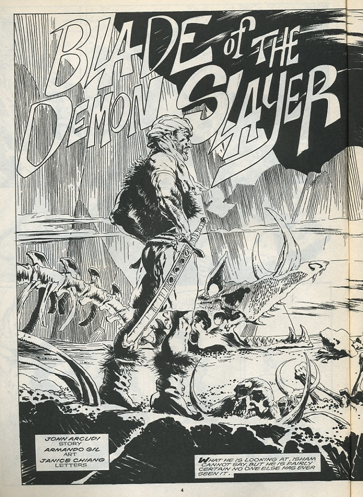 The Savage Sword Of Conan Issue #175 #176 - English 6