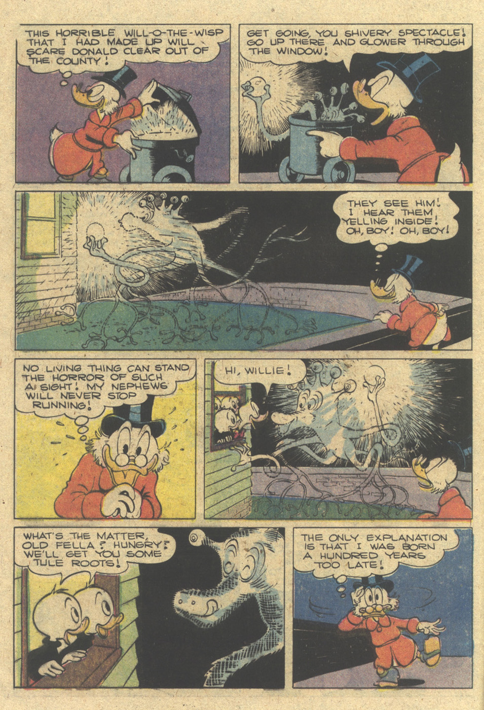 Uncle Scrooge (1953) Issue #175 #175 - English 12