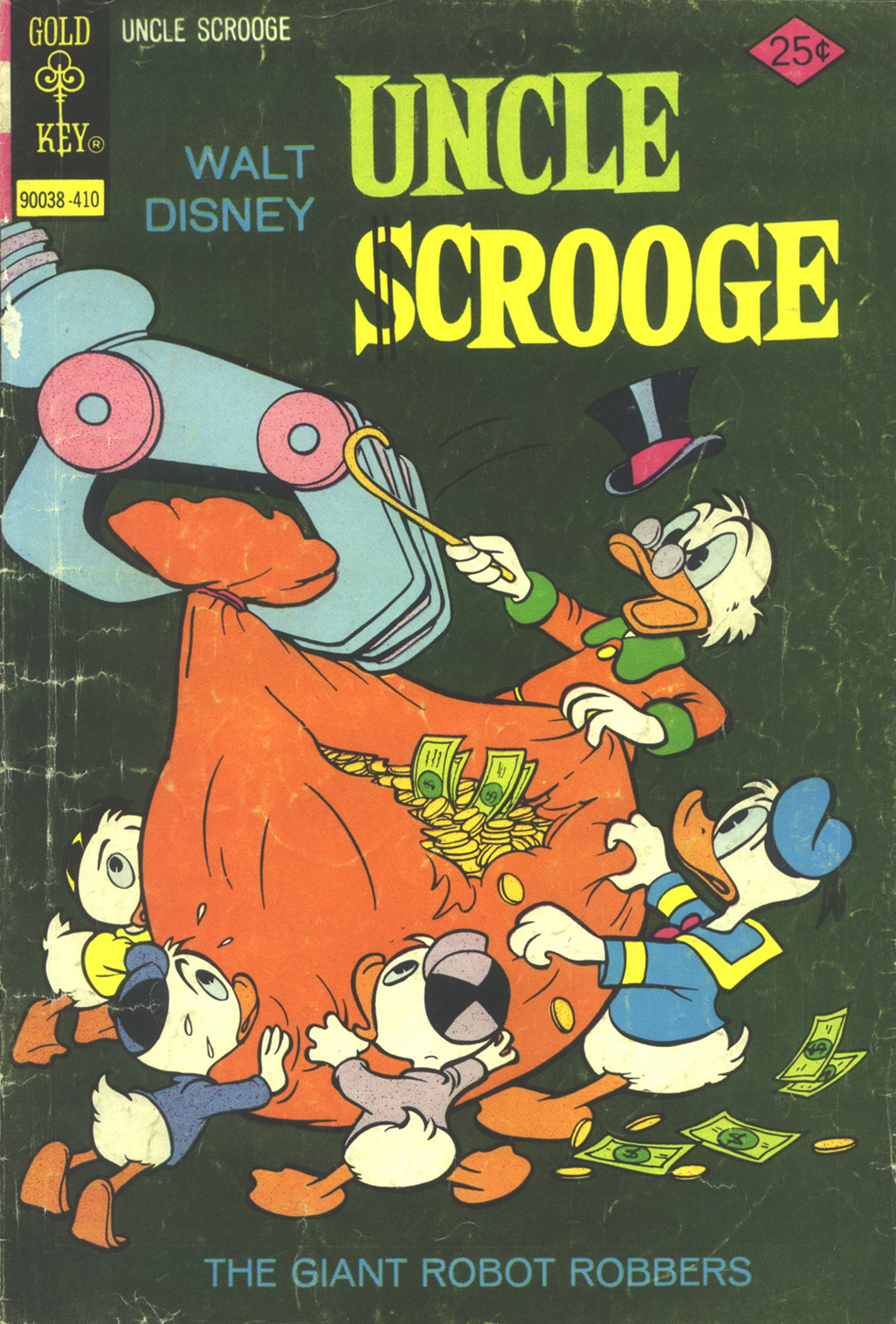 e Scrooge (1953) Issue #2 #290 - English 1