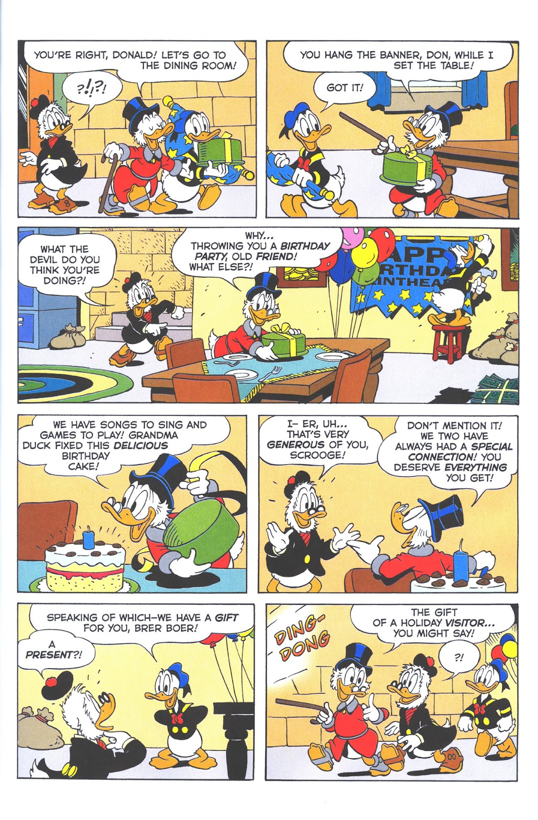 Uncle Scrooge (1953) Issue #376 #376 - English 41