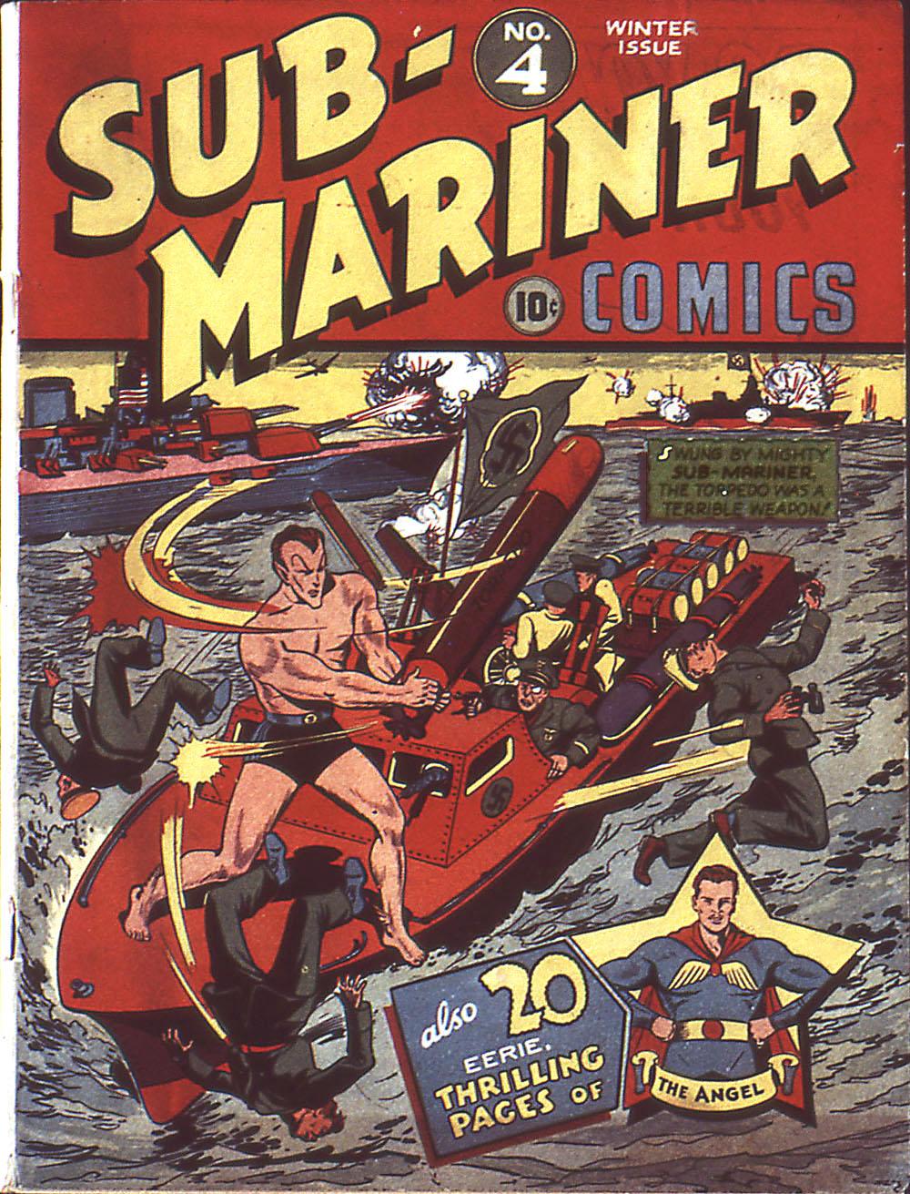 Sub-Mariner Comics Issue #4 #4 - English 2
