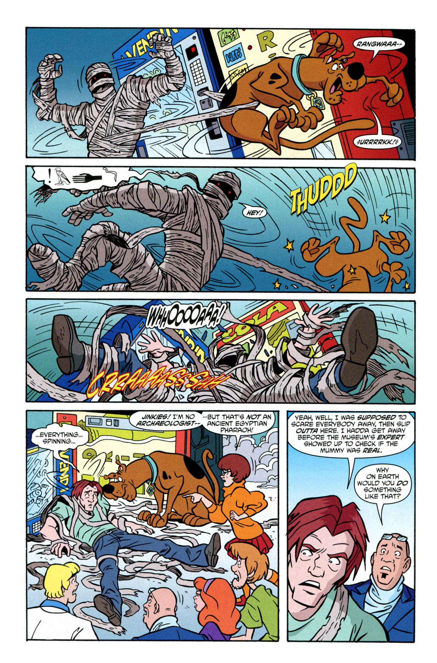 Read online Scooby-Doo: Where Are You? comic -  Issue #24 - 14