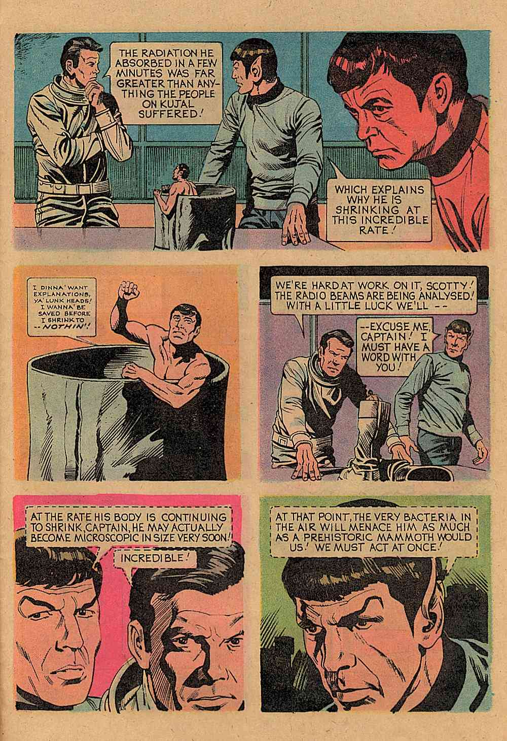 Star Trek (1967) Issue #25 #25 - English 19