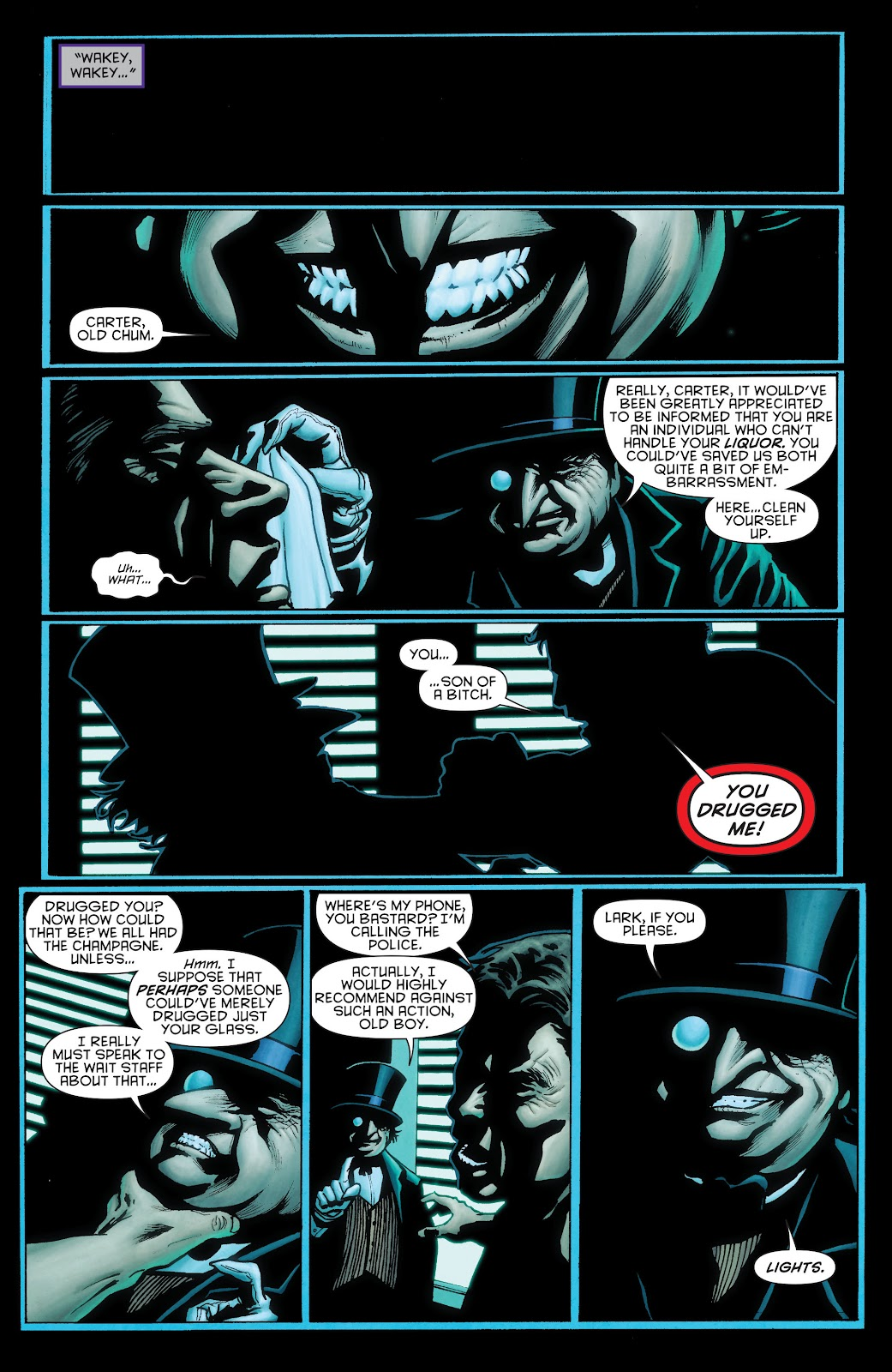 Batman (2011) Issue #23.3 #41 - English 14