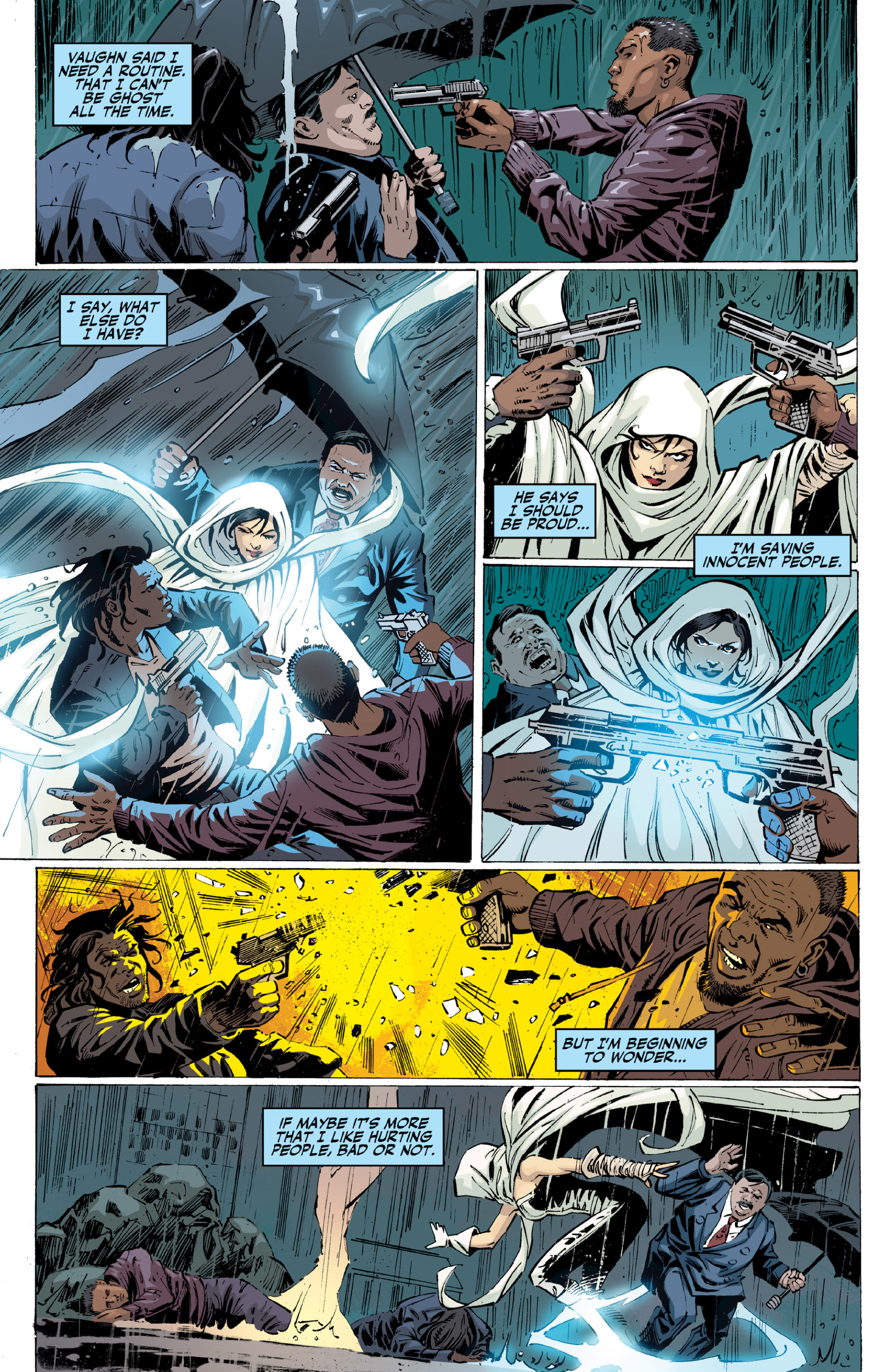 Read online Ghost (2013) comic -  Issue # TPB 2 - 52