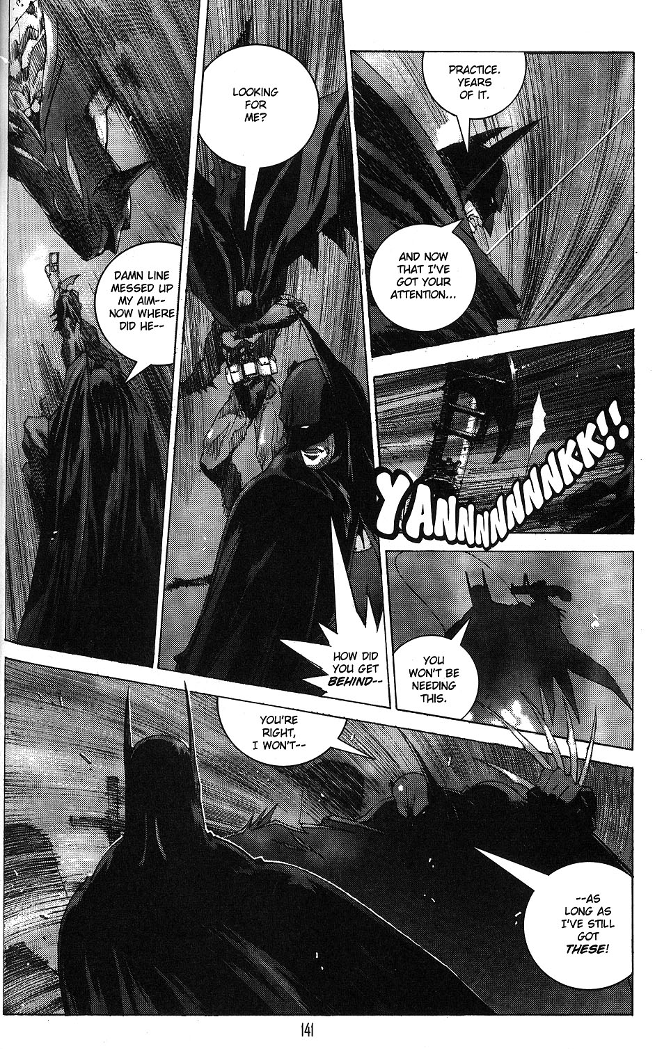 Read online Batman: Child of Dreams comic -  Issue # Full - 135