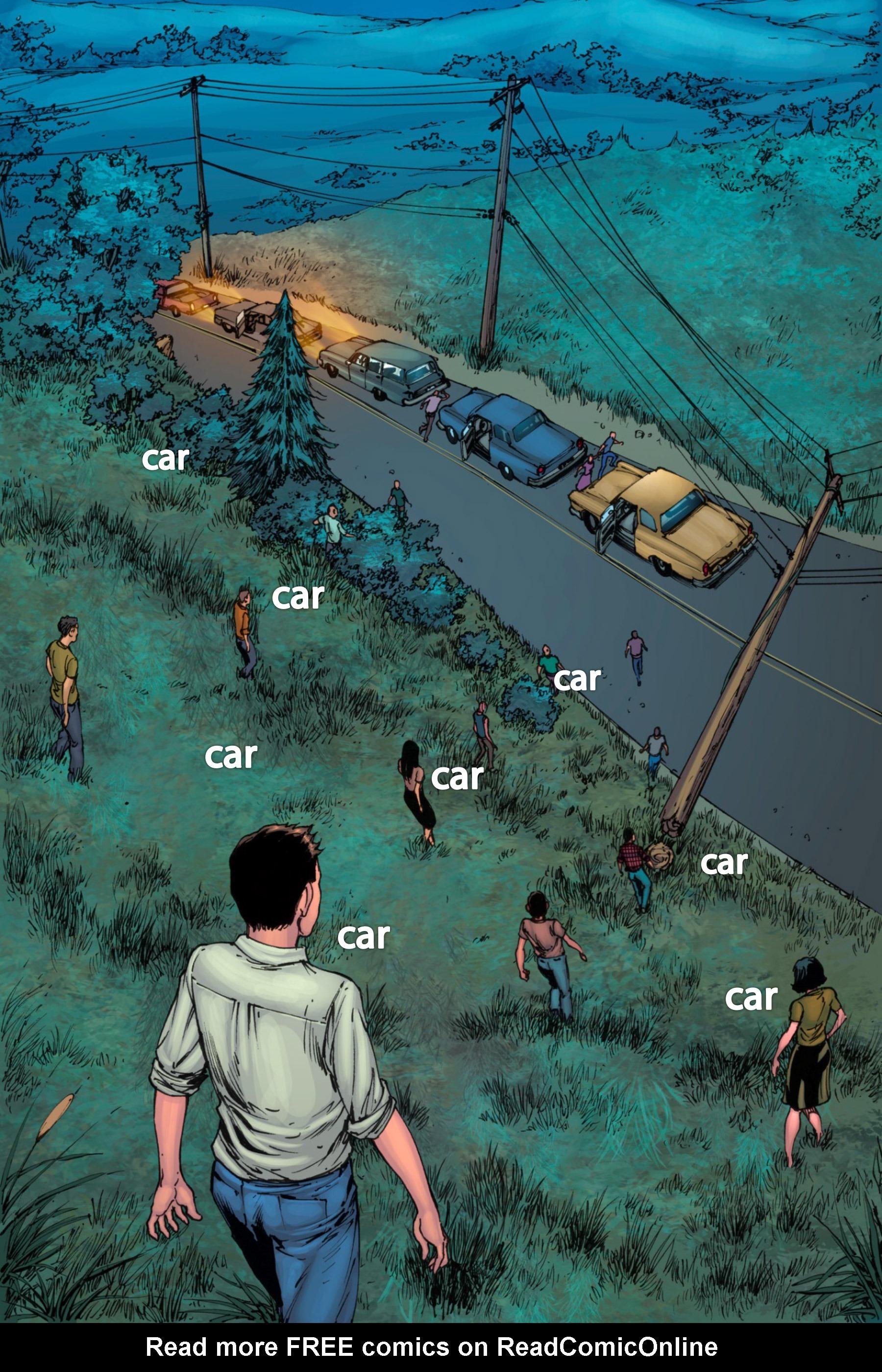 Read online Z-Men comic -  Issue #3 - 21