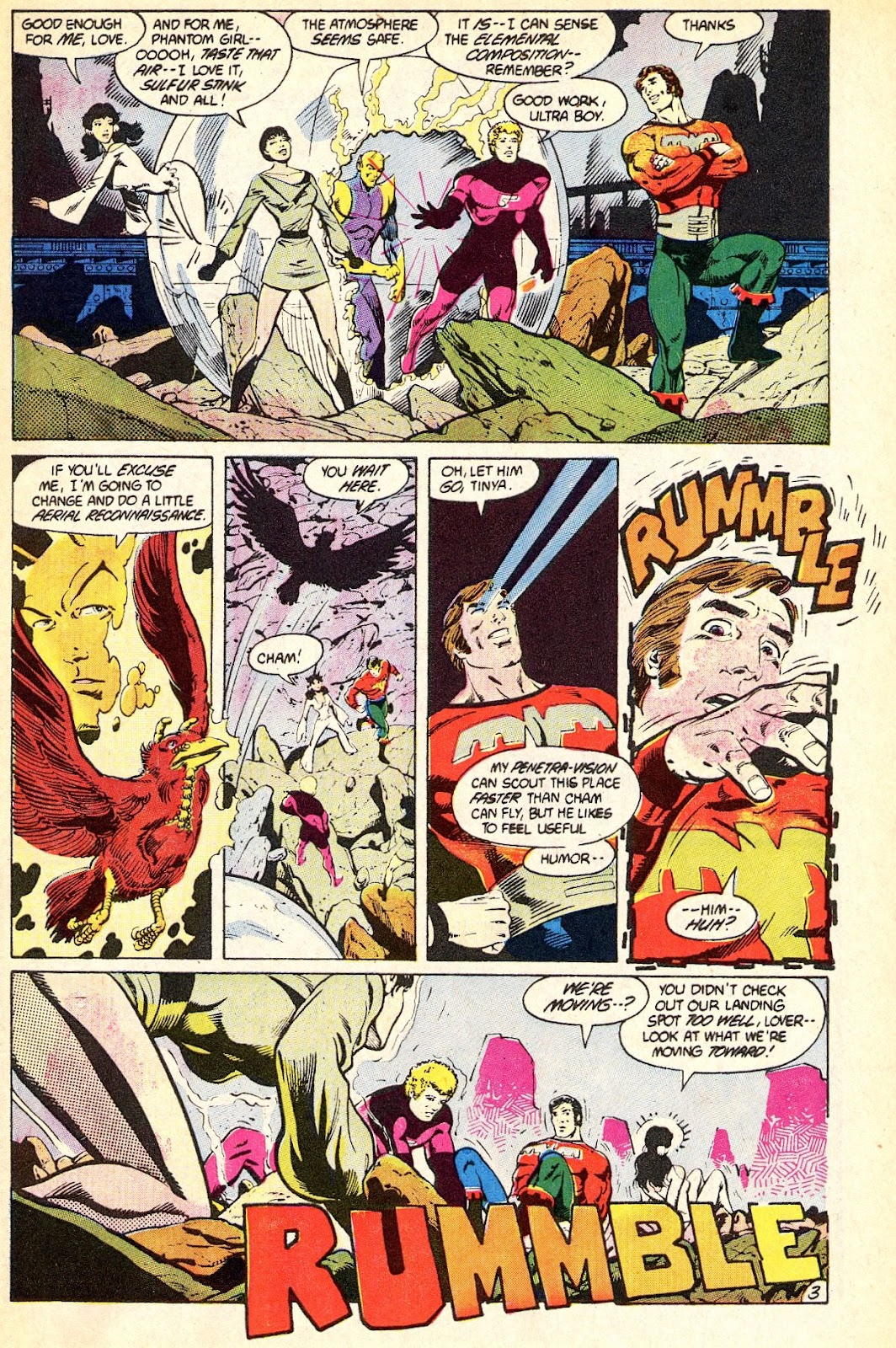 Tales of the Legion Issue #332 #19 - English 4