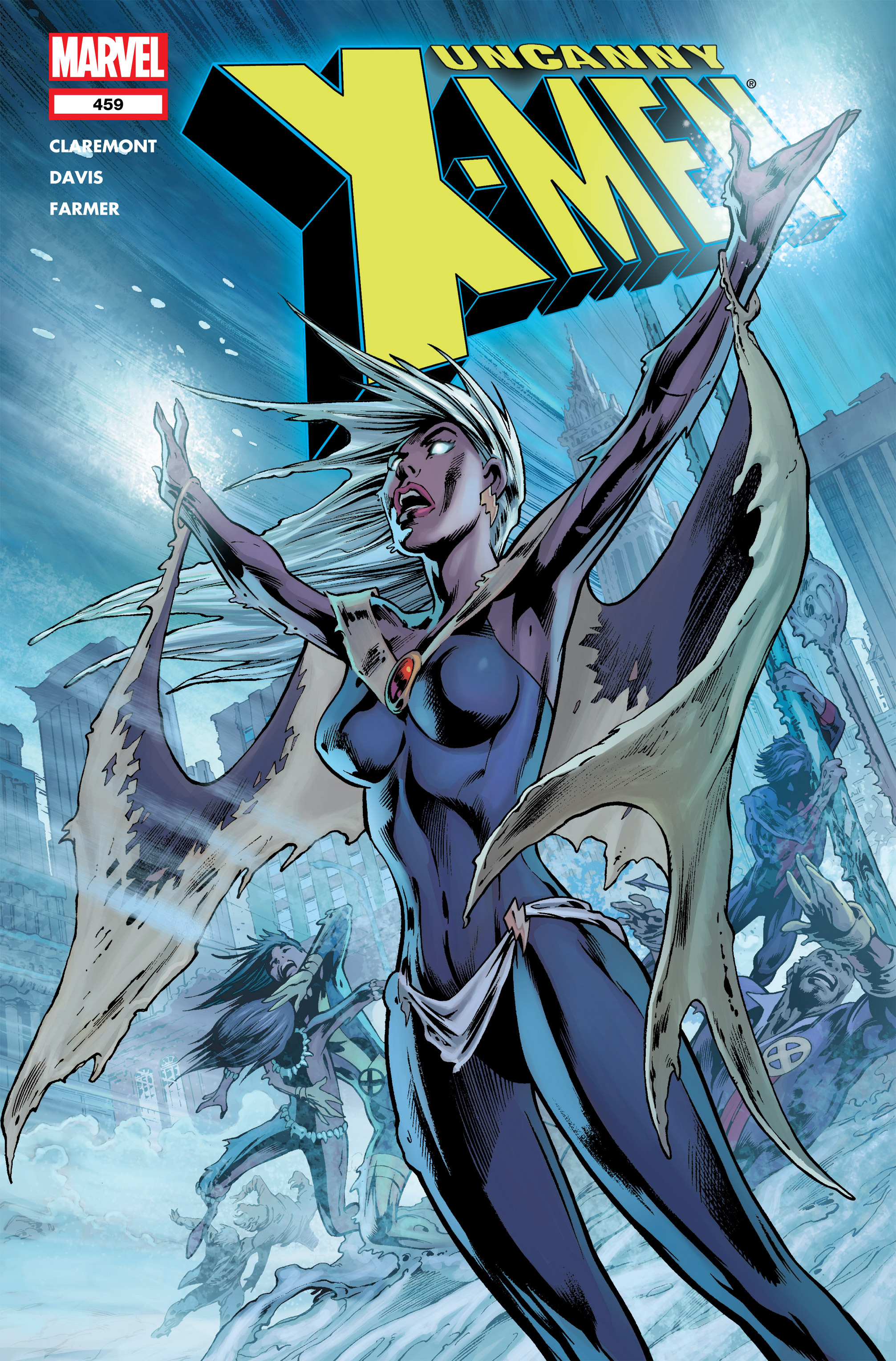 Uncanny X-Men (1963) 459 Page 1