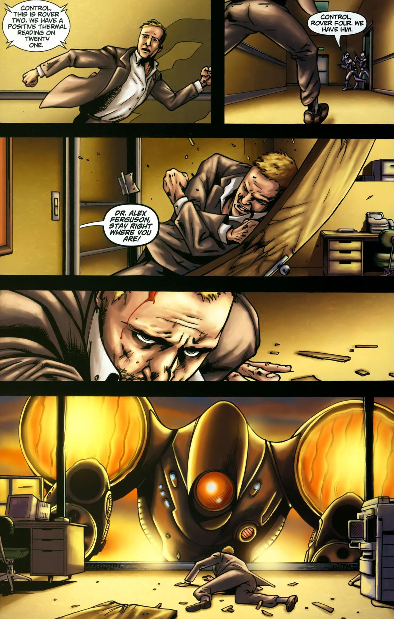 Read online Martian Manhunter (2006) comic -  Issue #3 - 15