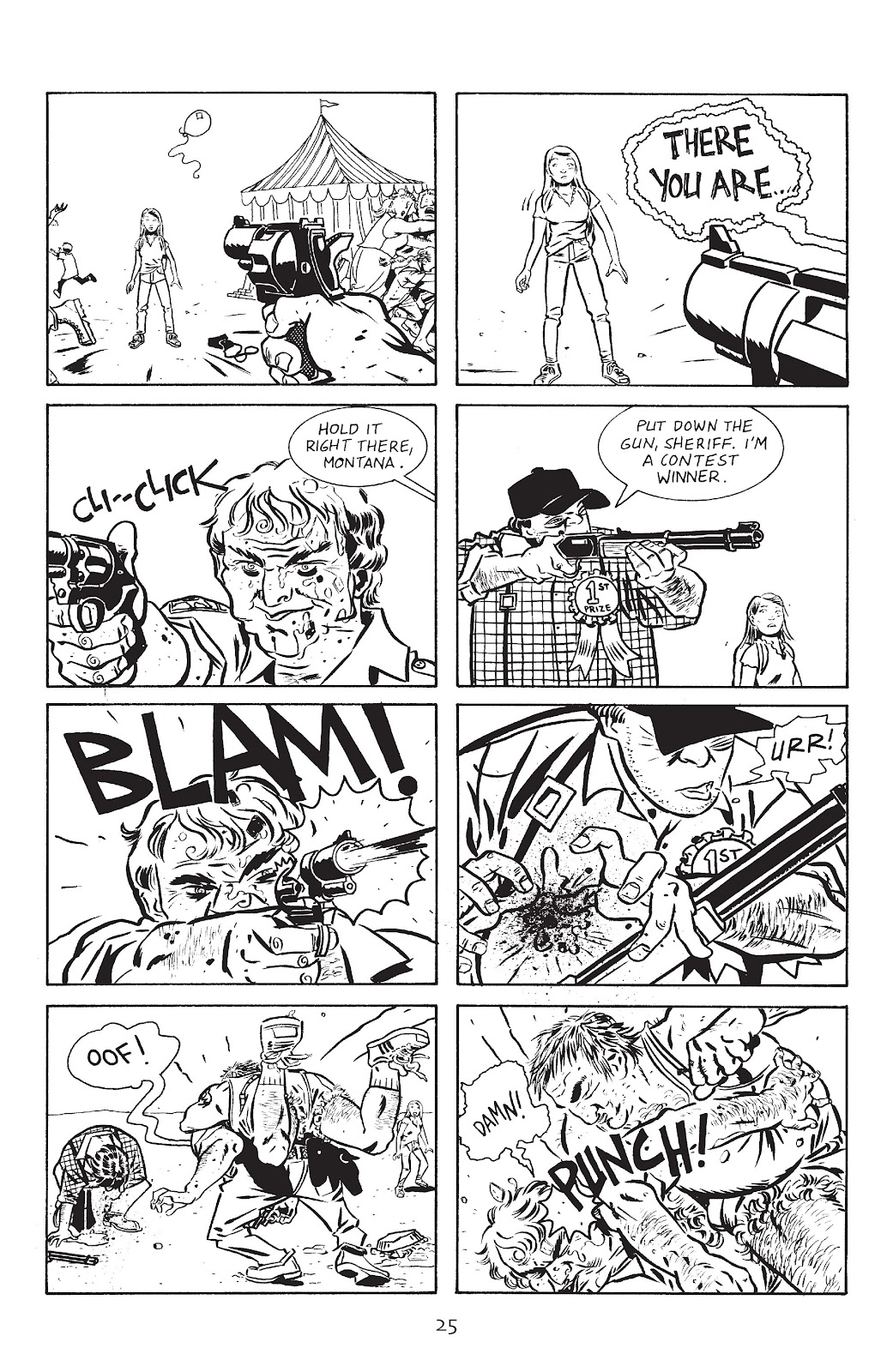 Stray Bullets Issue #12 #12 - English 27