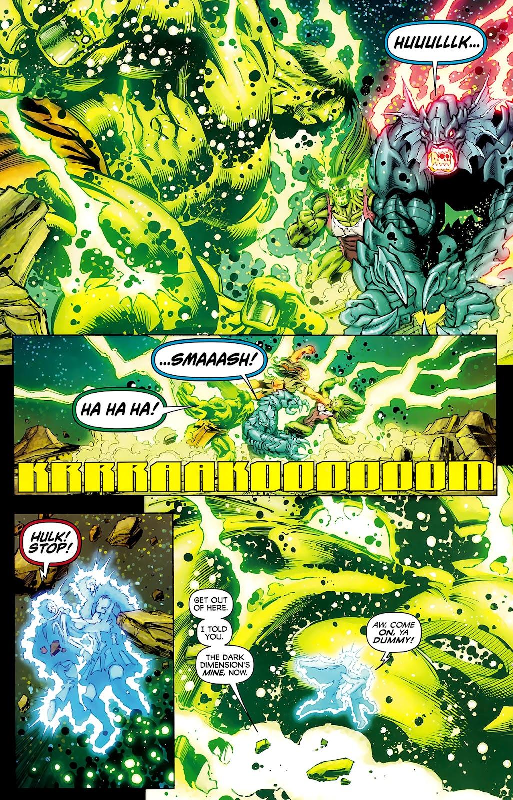 Incredible Hulks (2010) Issue #635 #25 - English 19