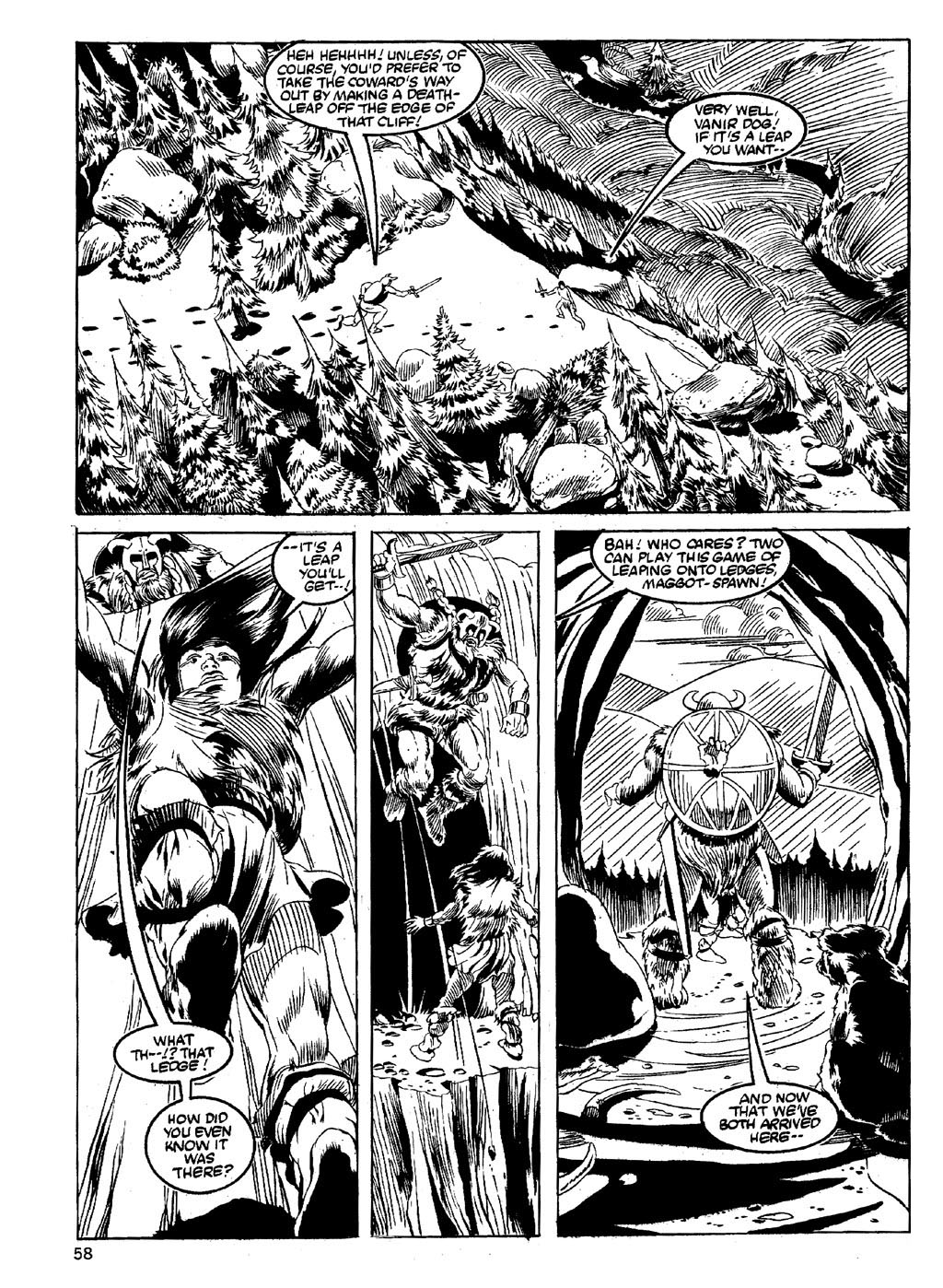 The Savage Sword Of Conan Issue #89 #90 - English 56