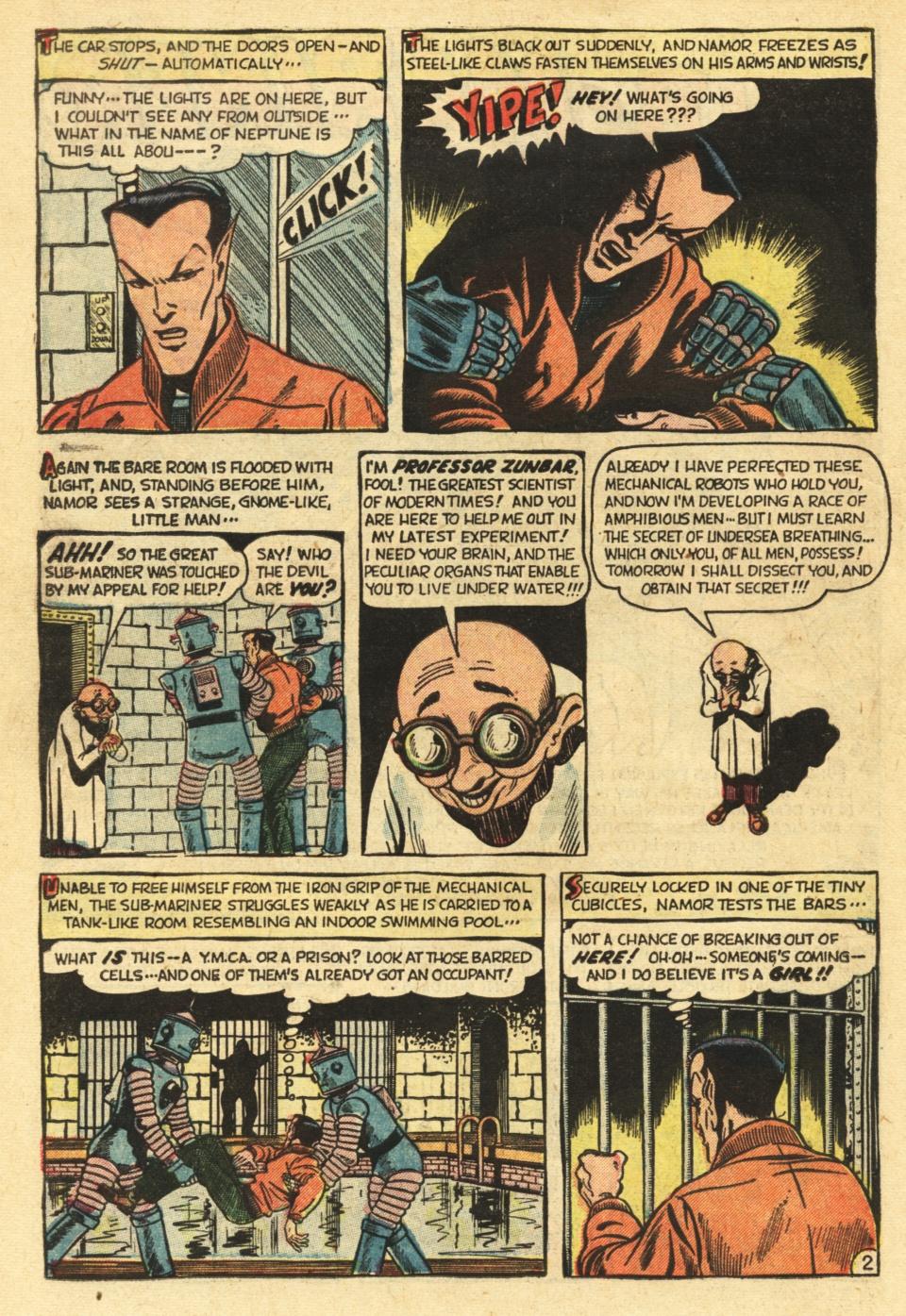 Sub-Mariner Comics #35 #35 - English 26