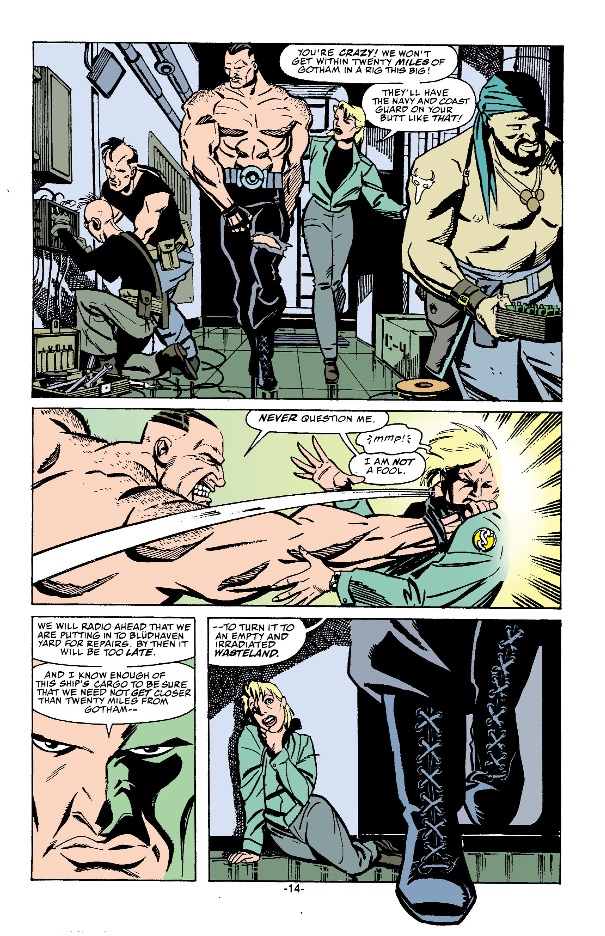 Read online Batman: Bane comic -  Issue # Full - 15