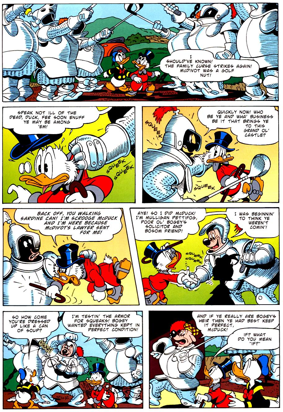 Uncle Scrooge (1953) Issue #319 #319 - English 55