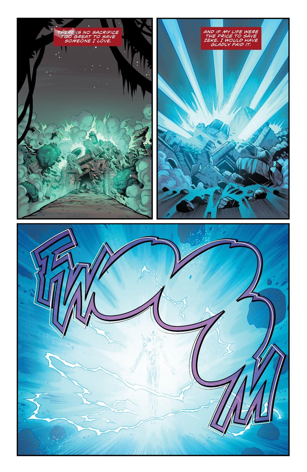 Wonder Woman (2011) Issue #52 #56 - English 22