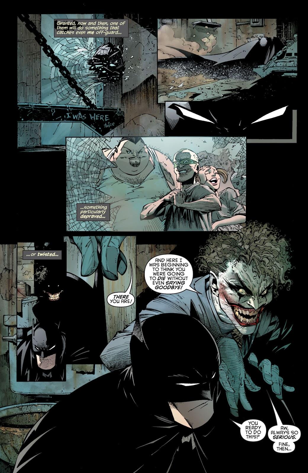 Batman (2011) Issue #1 #16 - English 6
