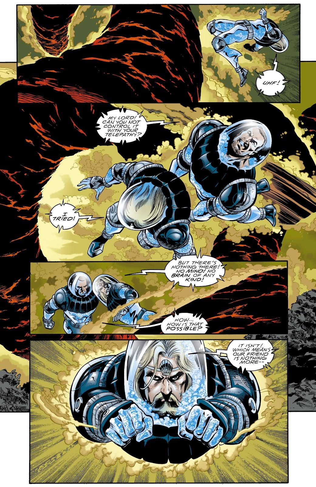Aquaman (1994) Issue #74 #80 - English 20