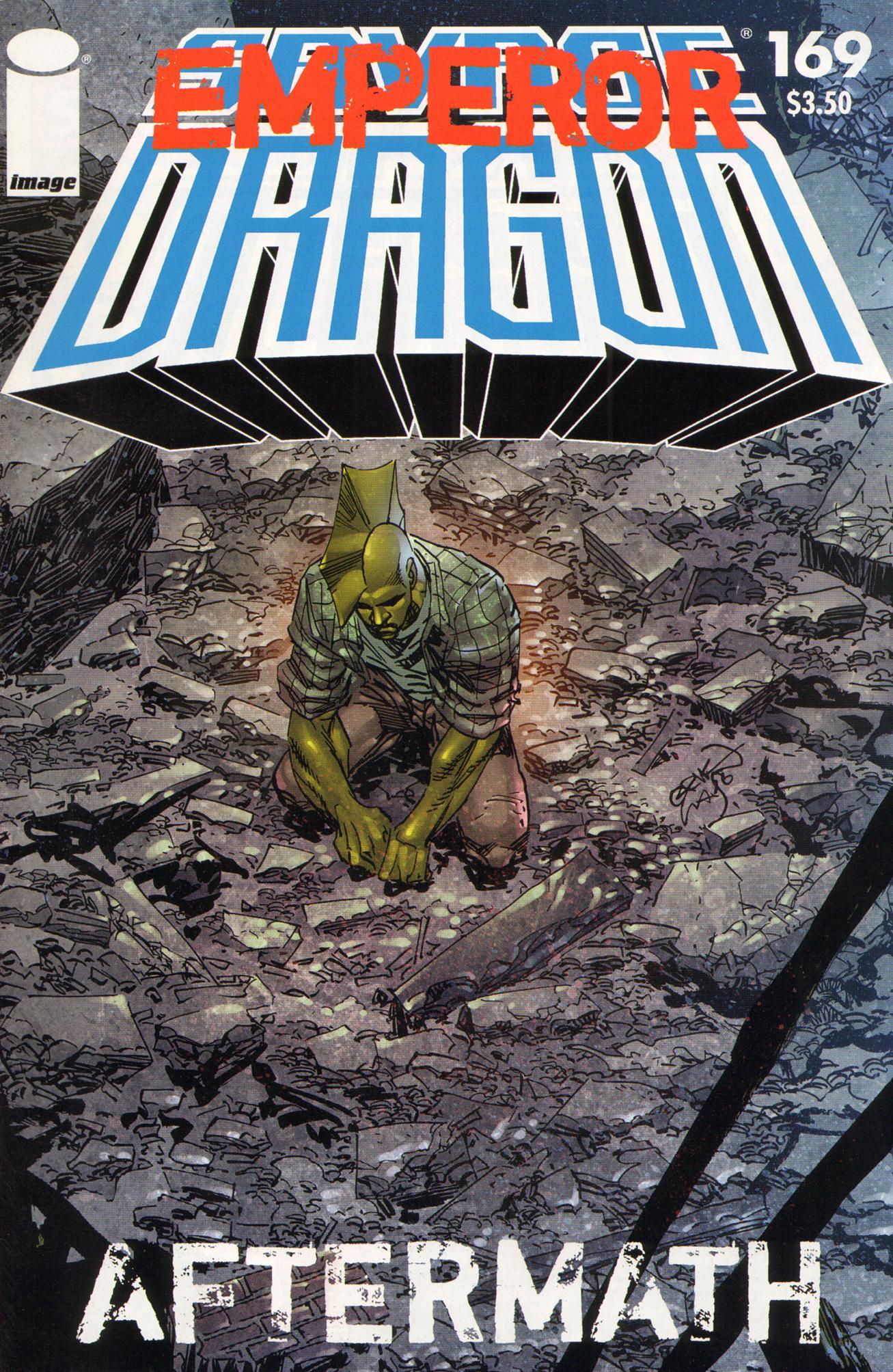 The Savage Dragon (1993) 169 Page 1