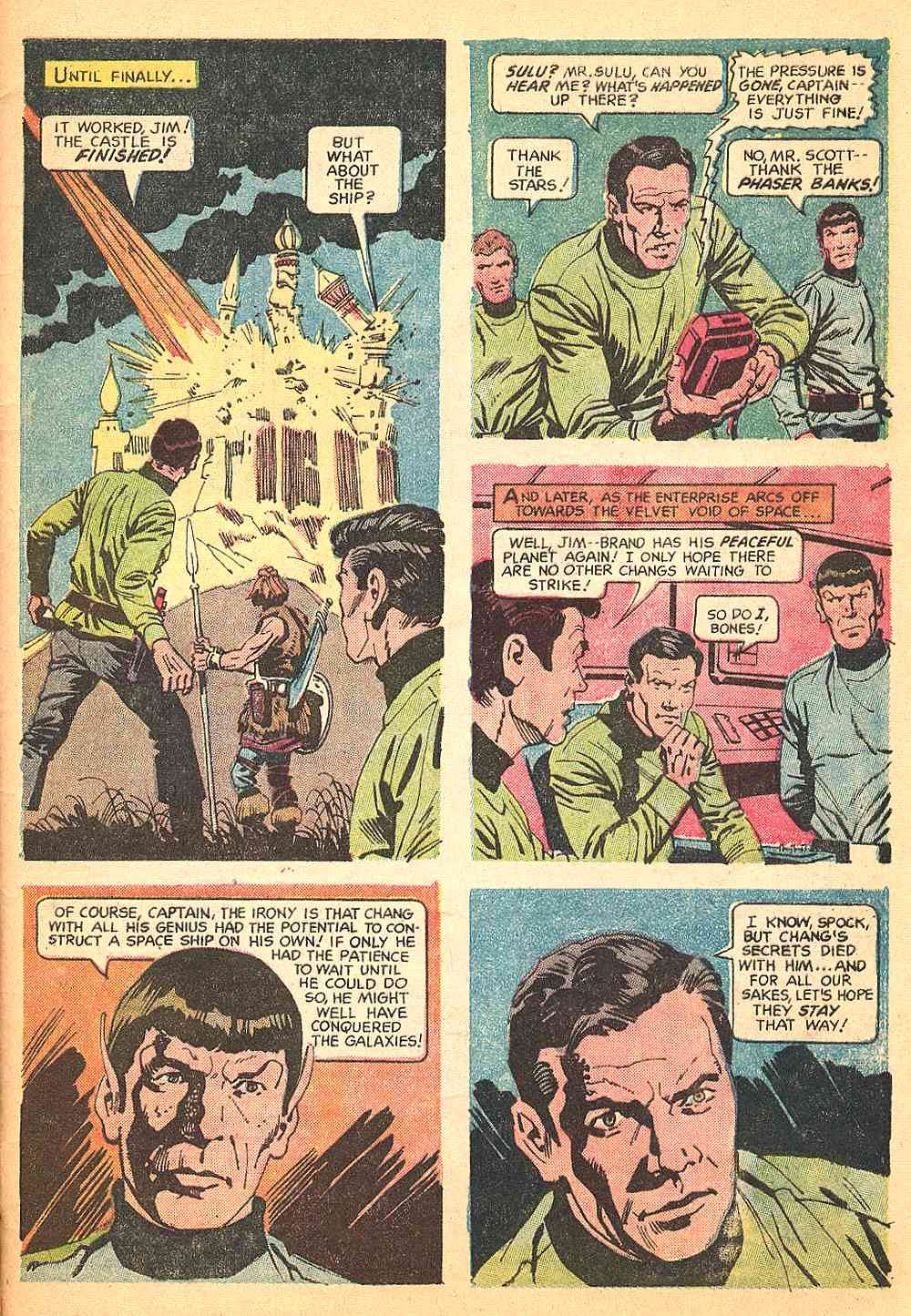 Star Trek (1967) Issue #10 #10 - English 26