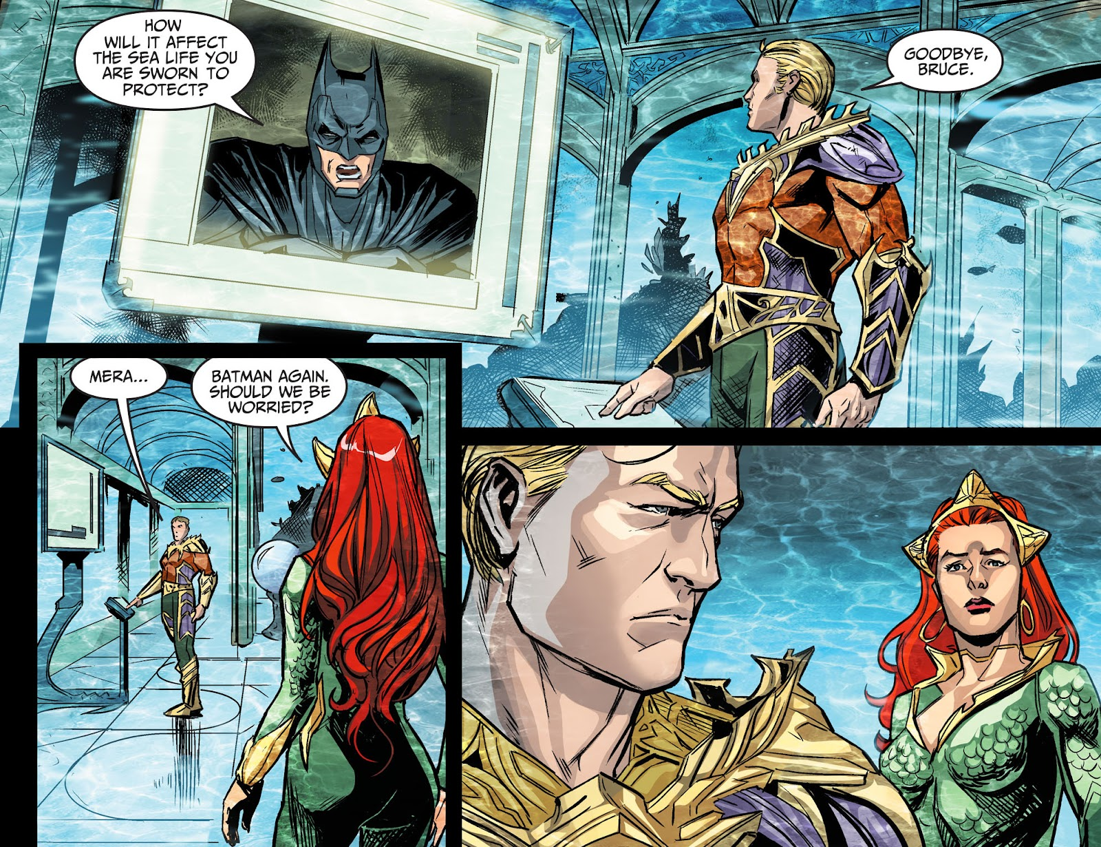Injustice: Gods Among Us Year Four Issue #17 #18 - English 17