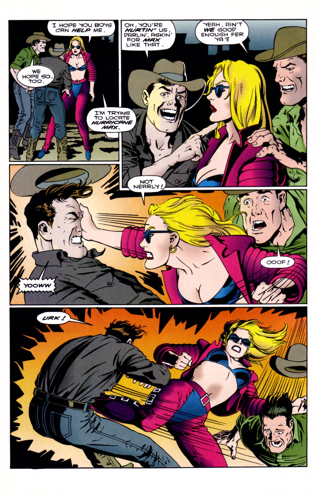 Barb Wire (1994) 2 Page 14