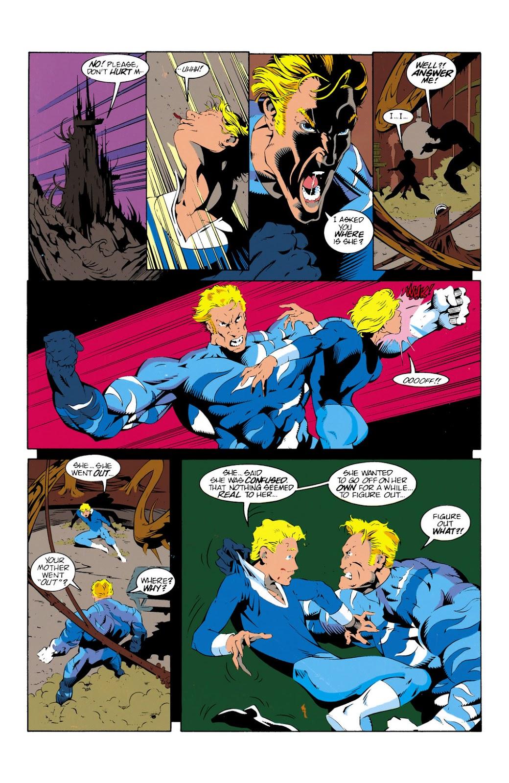 Aquaman (1994) Issue #12 #18 - English 2