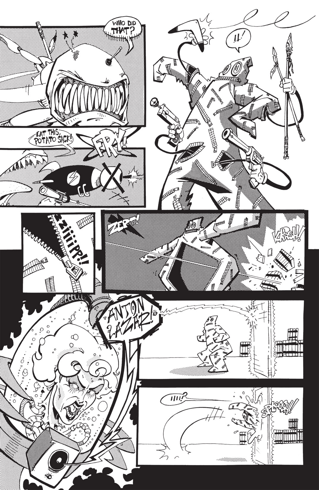 Read online Scud: The Disposable Assassin: The Whole Shebang comic -  Issue # TPB (Part 1) - 217