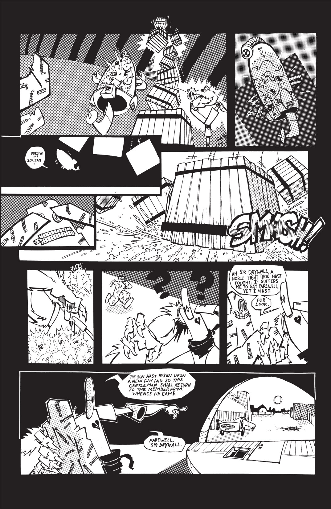 Read online Scud: The Disposable Assassin: The Whole Shebang comic -  Issue # TPB (Part 1) - 223