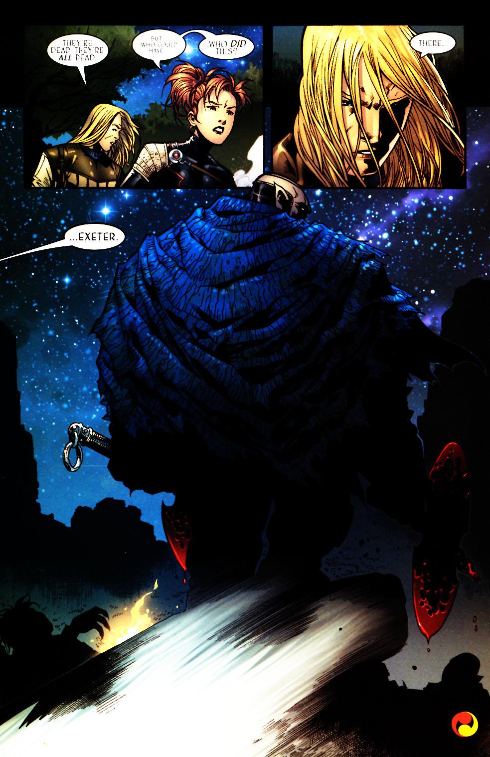 Read online Scion comic -  Issue #15 - 23