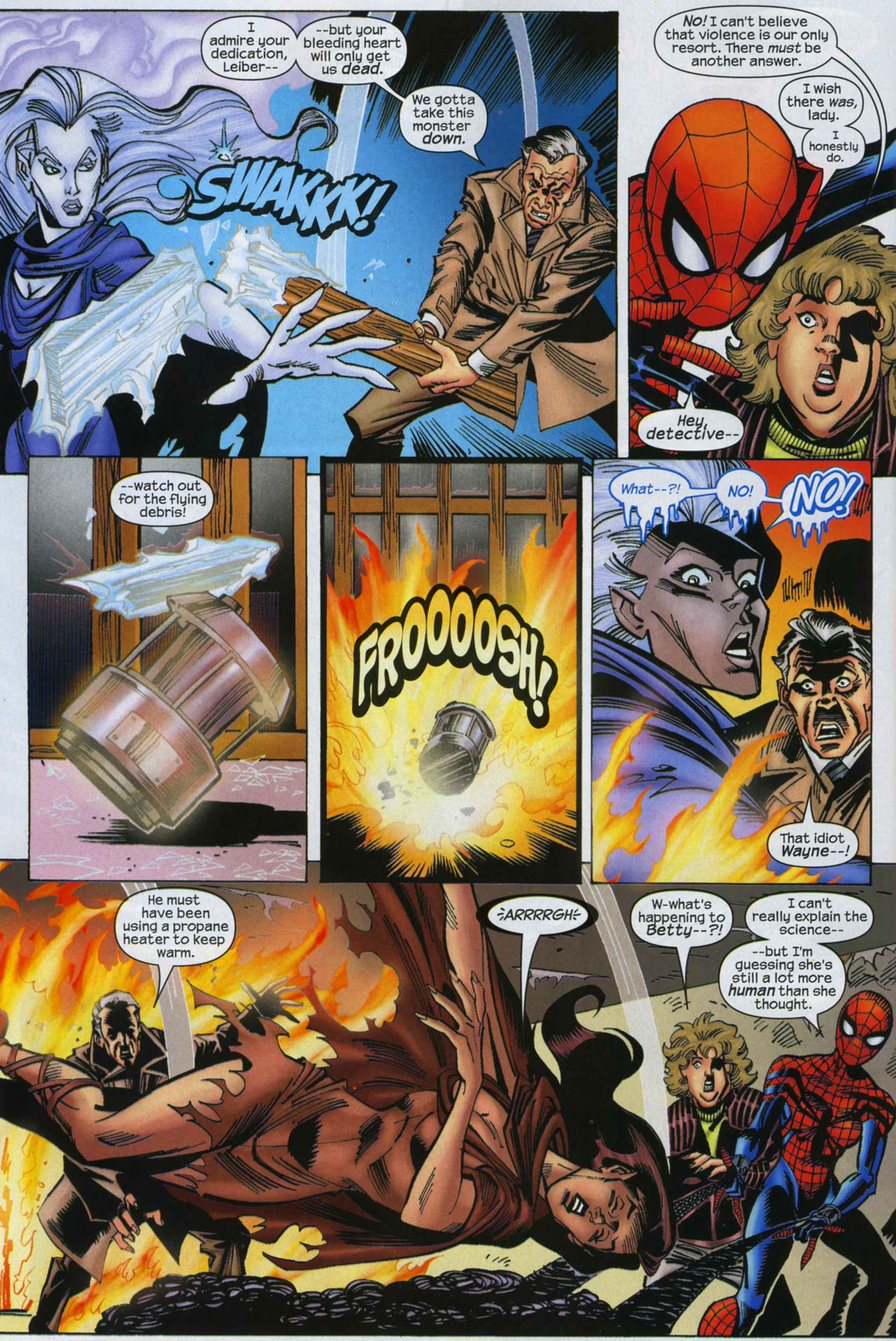 Amazing Spider-Girl #3 #28 - English 21