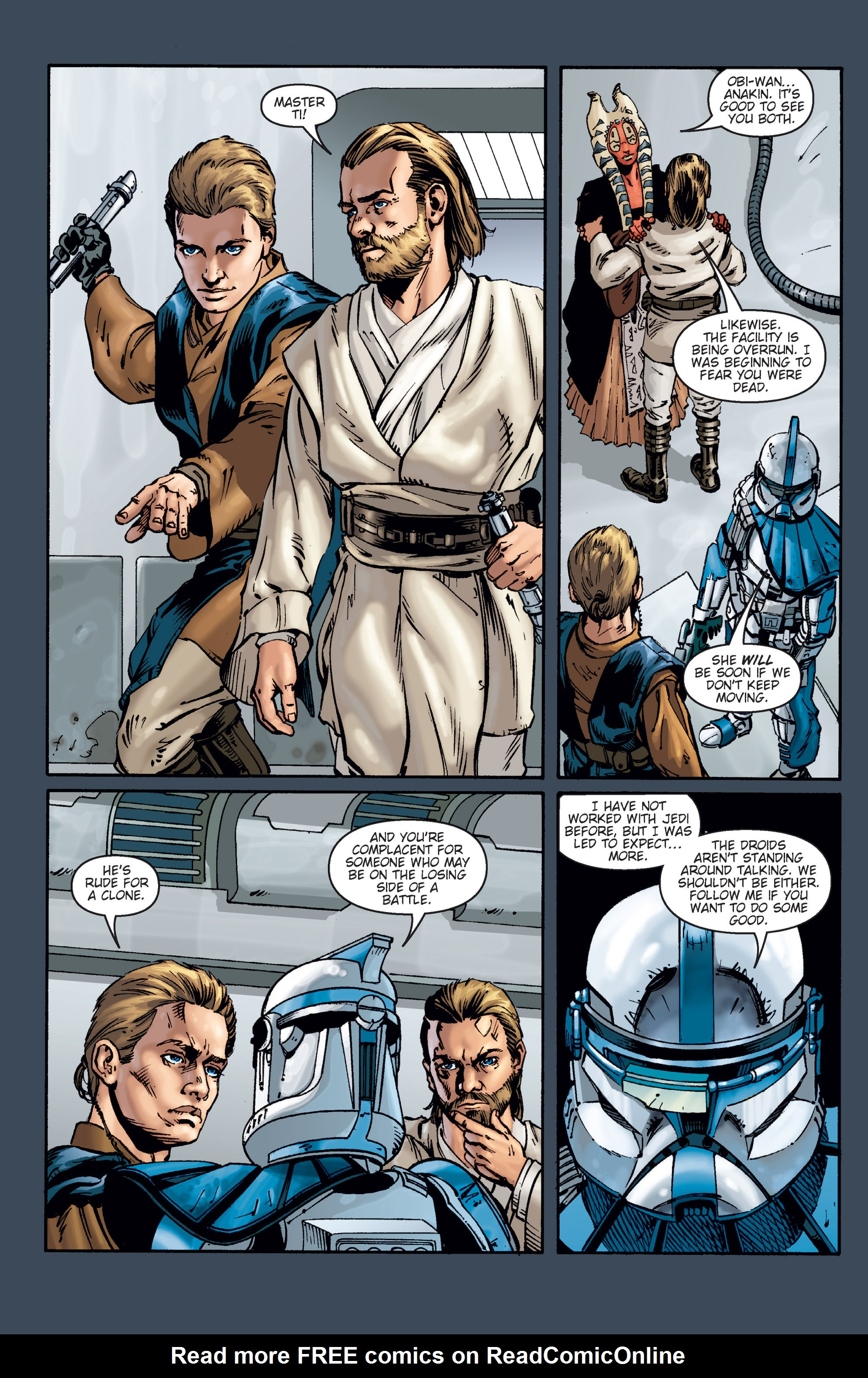 Star Wars Legends Epic Collection: The Clone Wars chap 1 pic 72