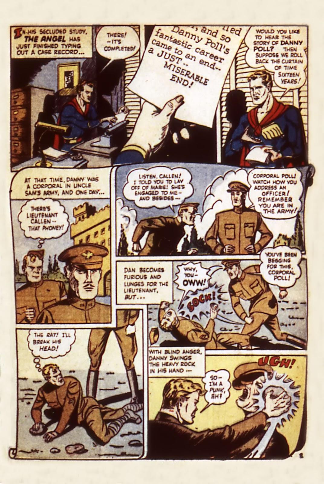 Sub-Mariner Comics Issue #7 #7 - English 25