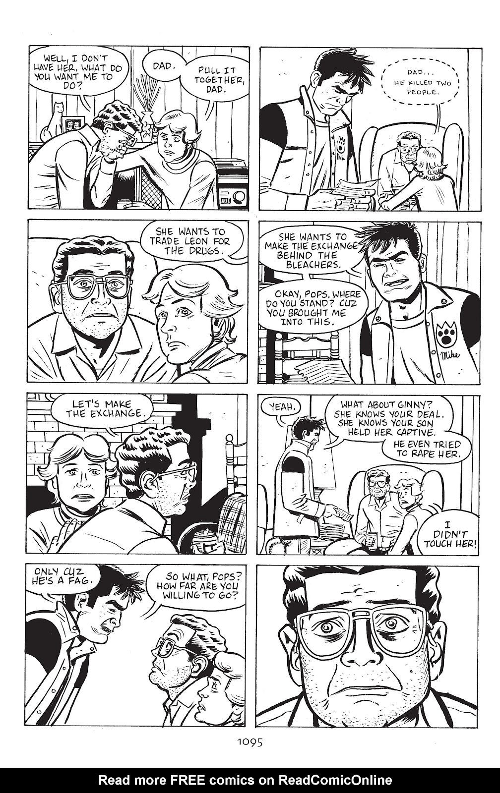 Stray Bullets Issue #41 #41 - English 19