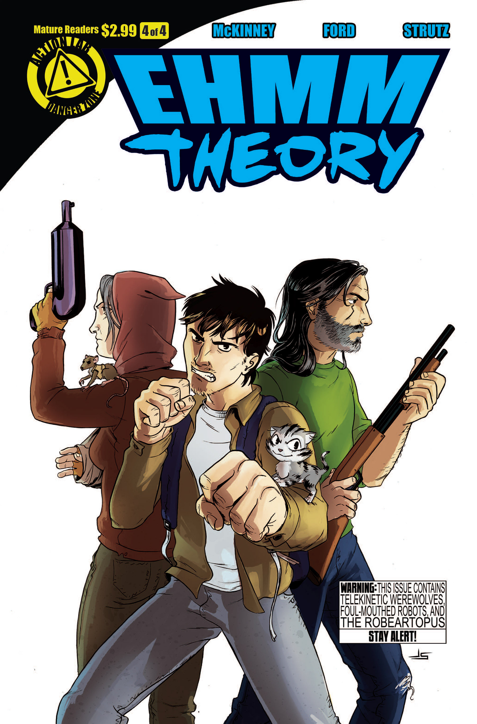 Ehmm Theory issue 4 - Page 1