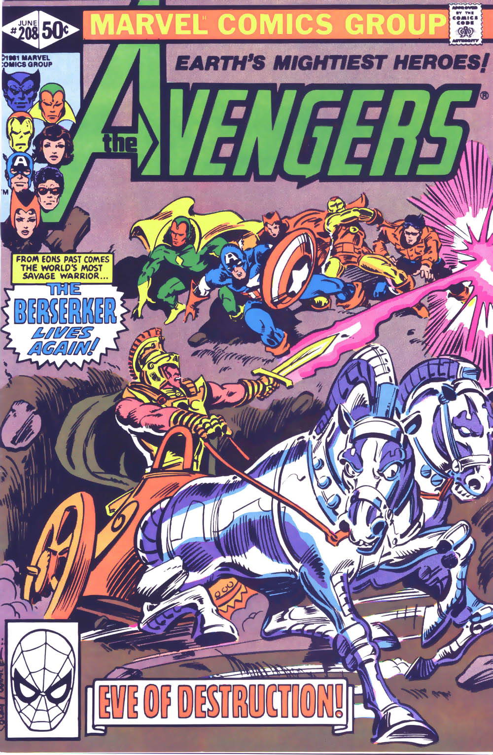 The Avengers (1963) 208 Page 1