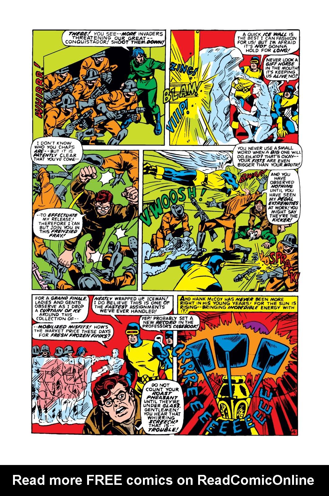 Amazing Adventures (1970) 17 Page 26