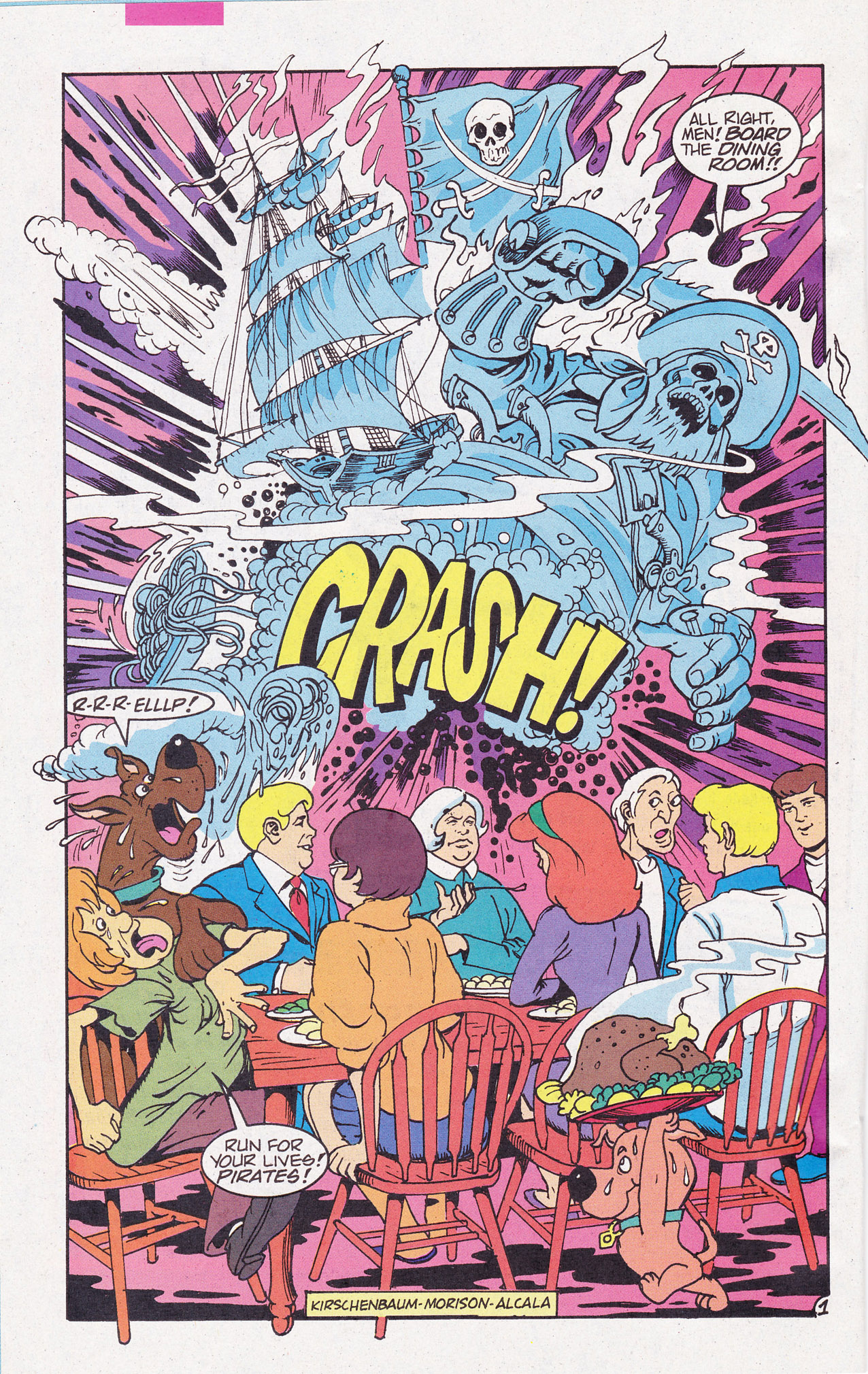 Read online Scooby-Doo (1995) comic -  Issue #6 - 22