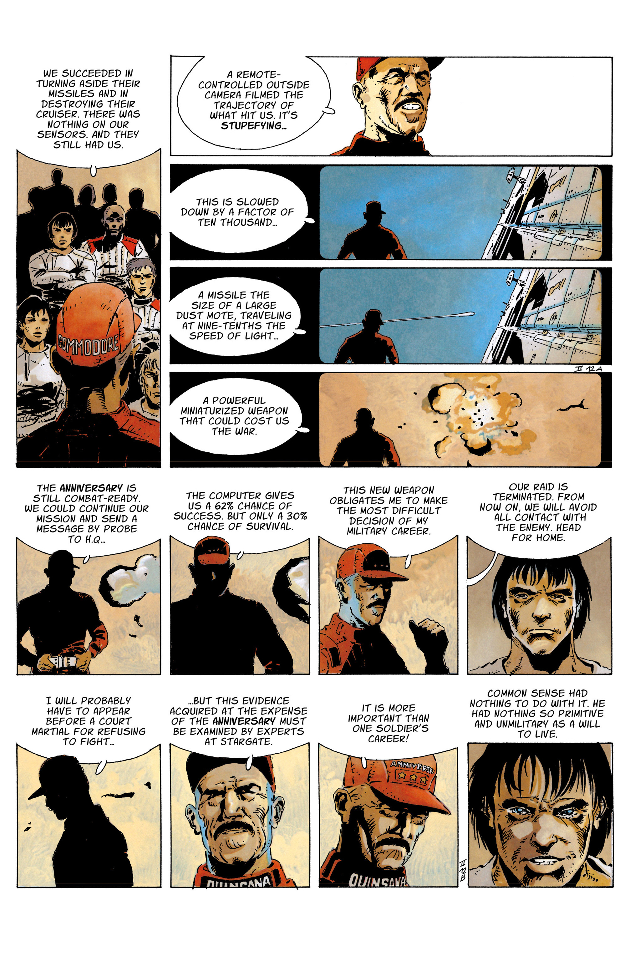 The Forever War (2017) #3 #4 - English 16