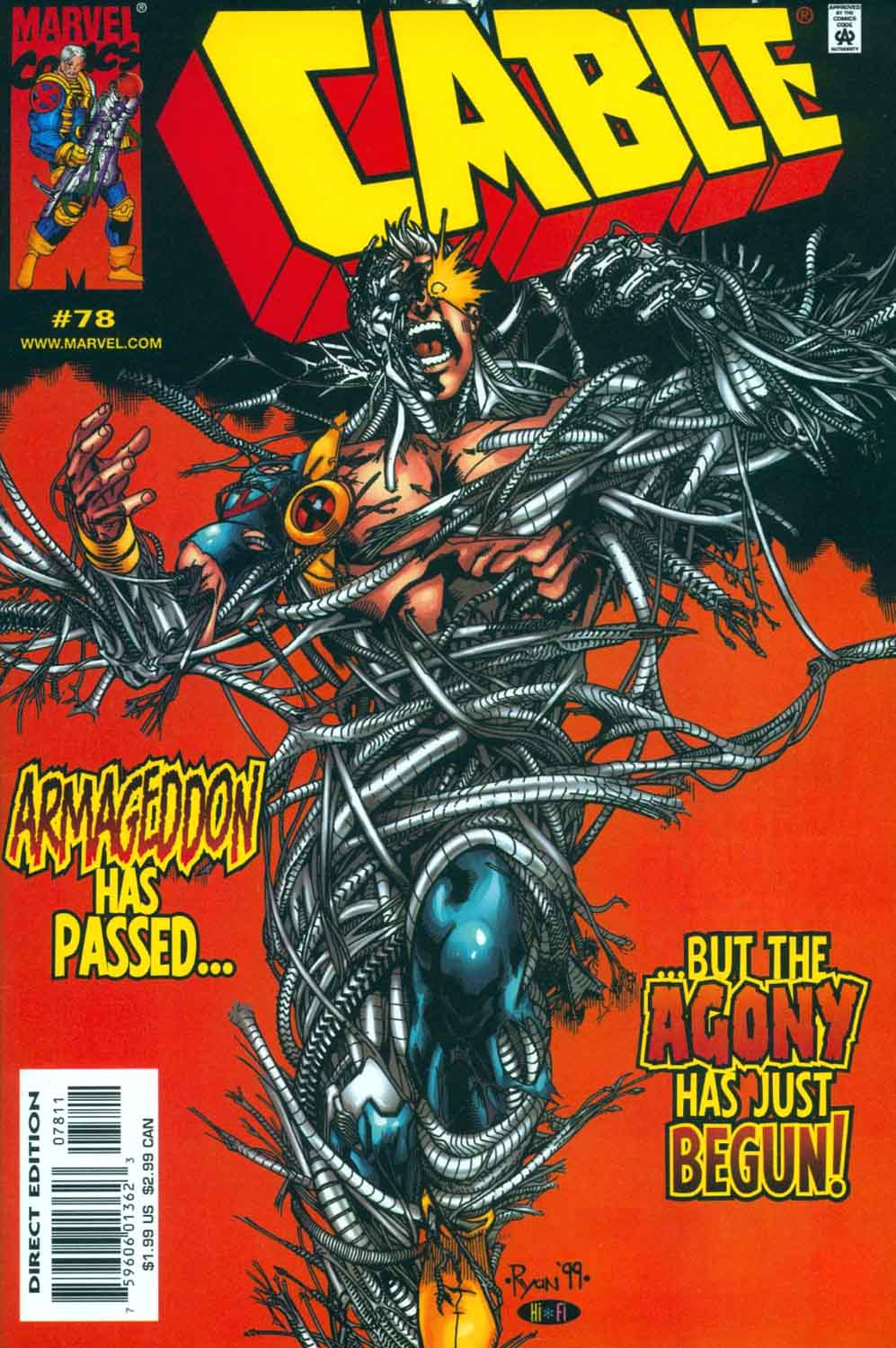 Cable (1993) 78 Page 1