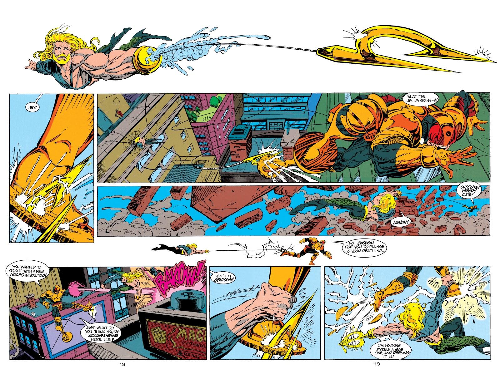 Aquaman (1994) Issue #9 #15 - English 19