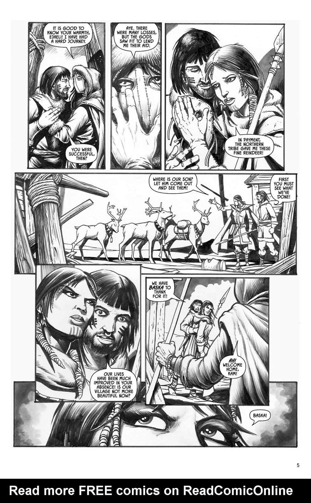 Creepy (2009) Issue #5 #5 - English 7