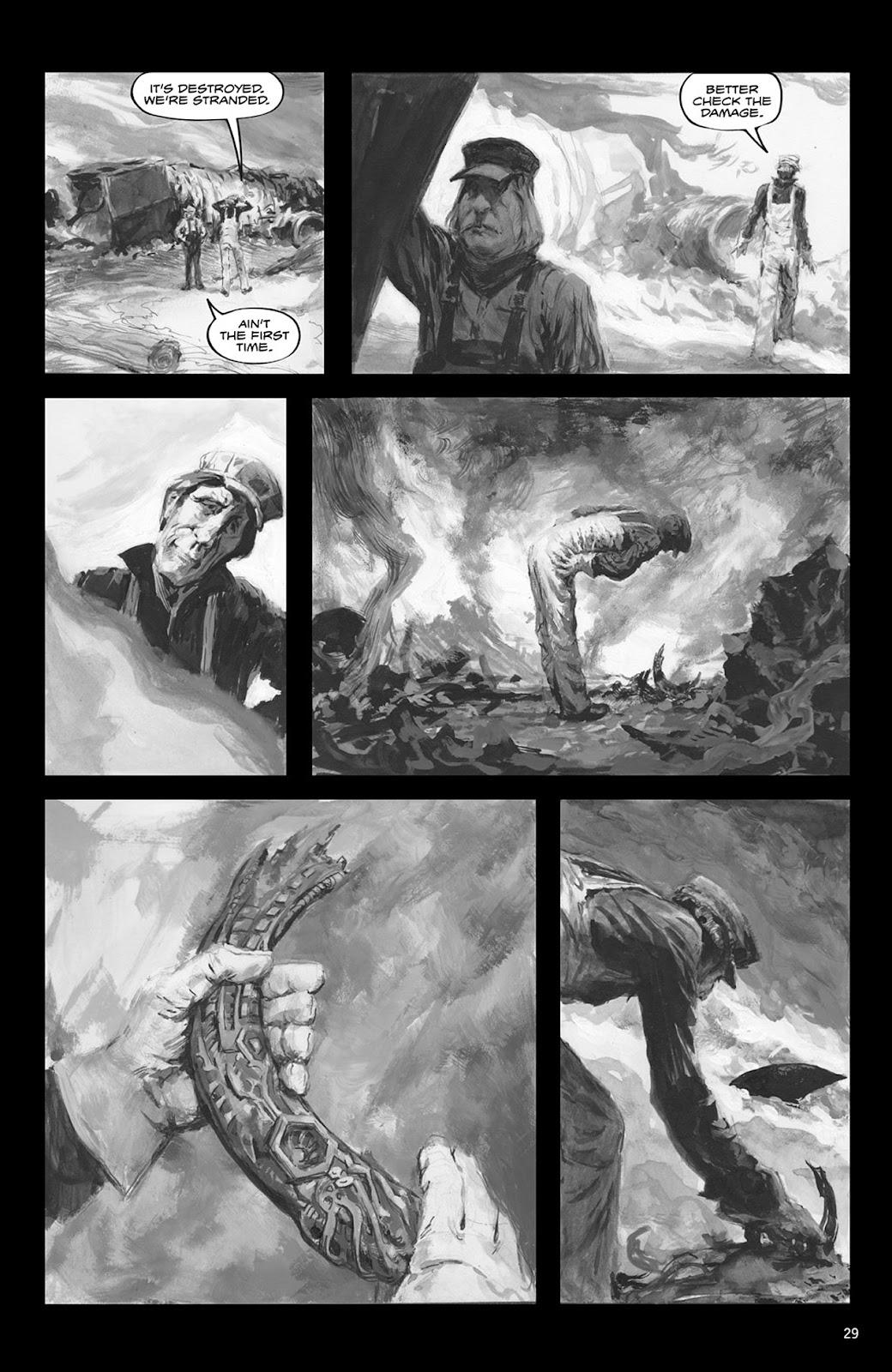 Creepy (2009) Issue #6 #6 - English 31