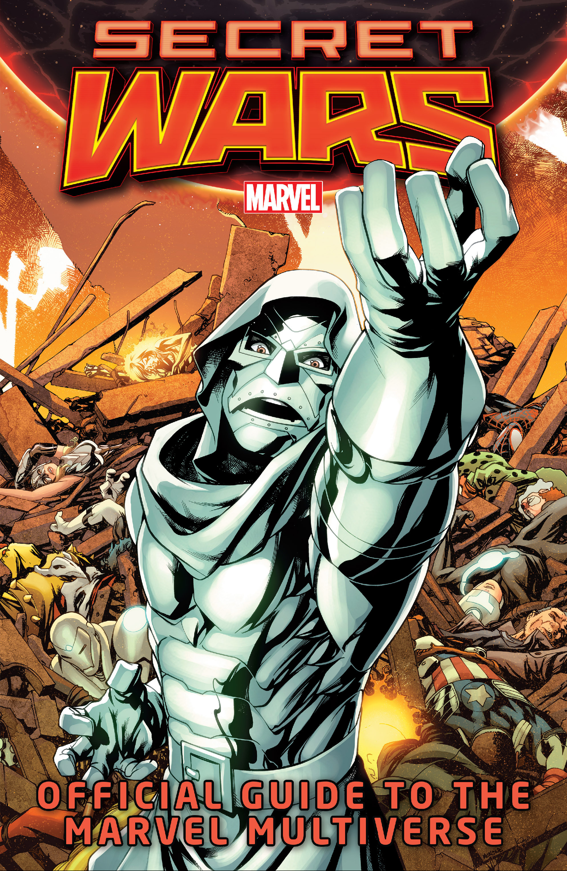Read online Secret Wars: Official Guide to the Marvel Multiverse comic -  Issue # Full - 1