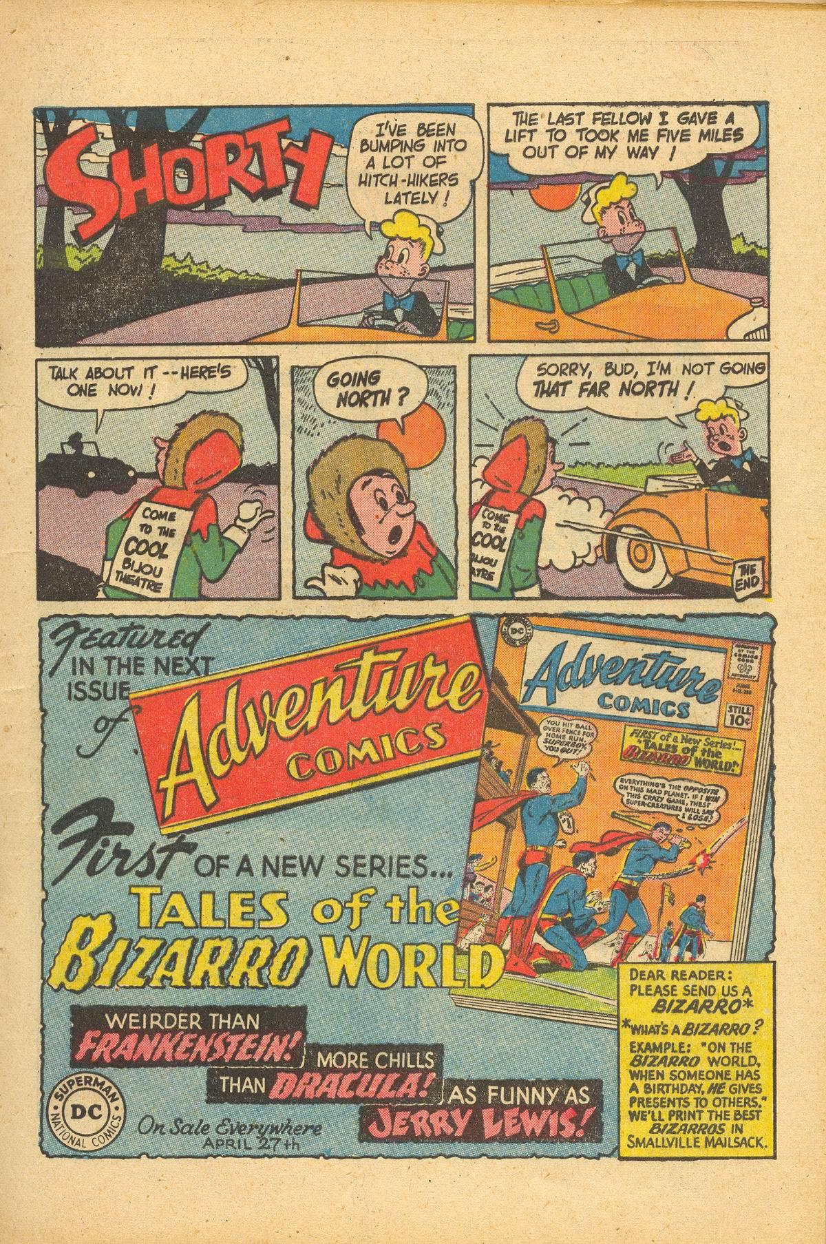 Read online Adventure Comics (1938) comic -  Issue #284 - 17