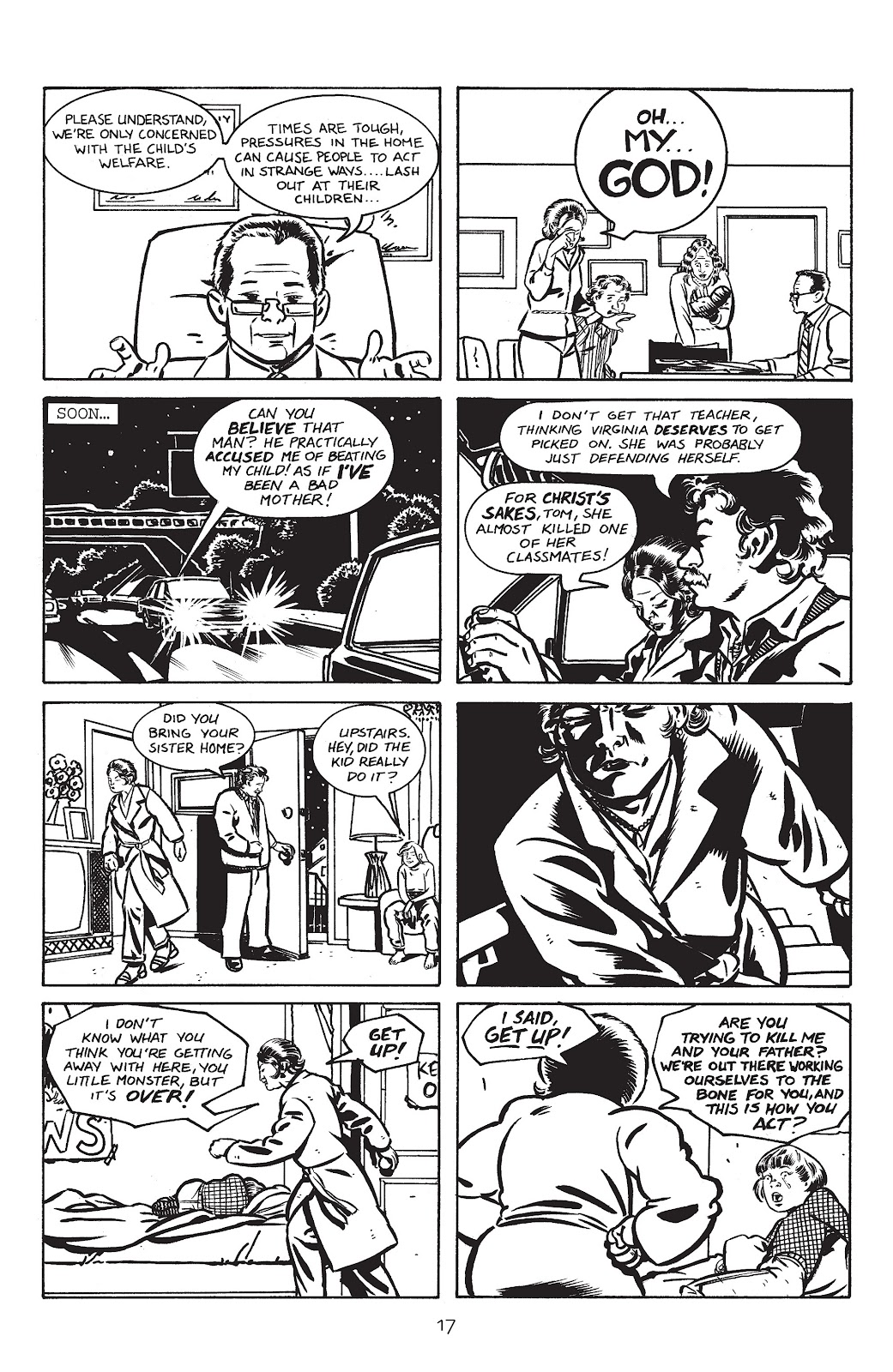 Stray Bullets Issue #2 #2 - English 19