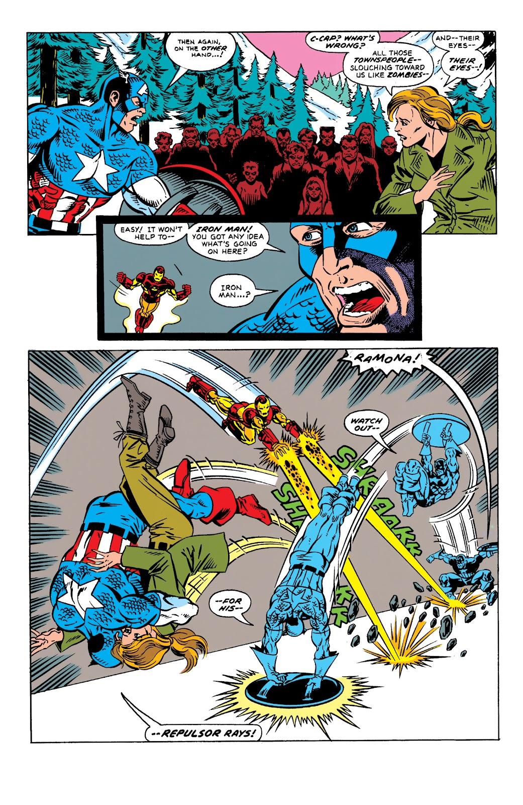 Captain America (1968) _Annual 9 #9 - English 13