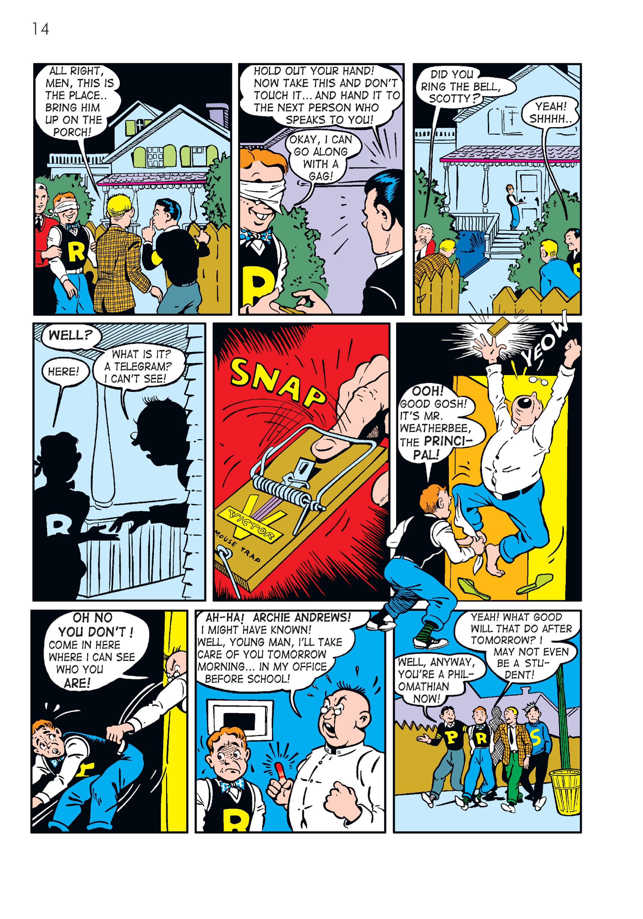 Read online The Best of Archie Comics comic -  Issue # TPB 4 (Part 1) - 15